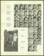 1969 Carmel High School Yearbook Page 98 & 99