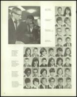 1969 Carmel High School Yearbook Page 100 & 101