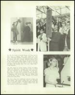 1969 Carmel High School Yearbook Page 116 & 117