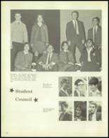 1969 Carmel High School Yearbook Page 124 & 125
