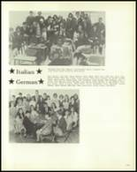 1969 Carmel High School Yearbook Page 128 & 129