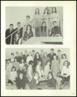 1969 Carmel High School Yearbook Page 138 & 139