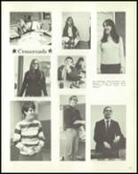 1969 Carmel High School Yearbook Page 140 & 141