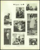 1969 Carmel High School Yearbook Page 142 & 143