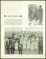 1969 Carmel High School Yearbook Page 152 & 153