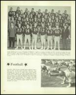 1969 Carmel High School Yearbook Page 154 & 155