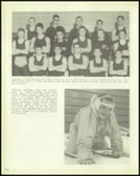 1969 Carmel High School Yearbook Page 162 & 163