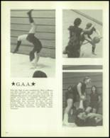 1969 Carmel High School Yearbook Page 166 & 167