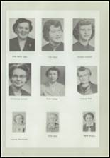 1954 Urbana Consolidated High School Yearbook Page 10 & 11