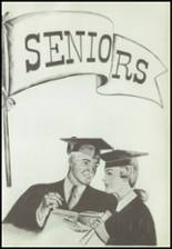 1954 Urbana Consolidated High School Yearbook Page 12 & 13