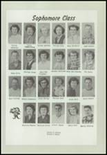 1954 Urbana Consolidated High School Yearbook Page 30 & 31