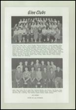 1954 Urbana Consolidated High School Yearbook Page 60 & 61