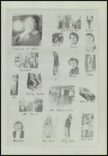 1954 Urbana Consolidated High School Yearbook Page 68 & 69
