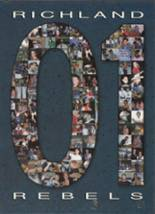 2001 Yearbook Richland High School