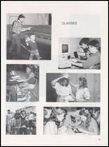 1989 Caney High School Yearbook Page 16 & 17