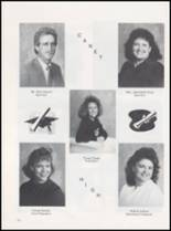 1989 Caney High School Yearbook Page 18 & 19