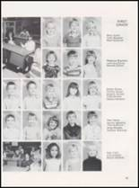1989 Caney High School Yearbook Page 32 & 33
