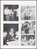 1989 Caney High School Yearbook Page 36 & 37
