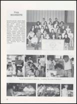 1989 Caney High School Yearbook Page 38 & 39
