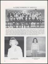 1989 Caney High School Yearbook Page 40 & 41