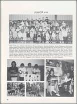 1989 Caney High School Yearbook Page 42 & 43