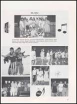 1989 Caney High School Yearbook Page 44 & 45