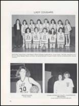 1989 Caney High School Yearbook Page 48 & 49