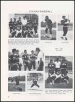 1989 Caney High School Yearbook Page 56 & 57