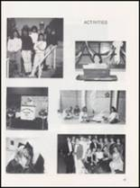 1989 Caney High School Yearbook Page 58 & 59