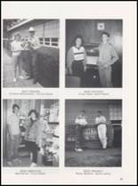 1989 Caney High School Yearbook Page 62 & 63