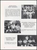 1989 Caney High School Yearbook Page 66 & 67