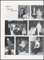 1989 Caney High School Yearbook Page 68 & 69