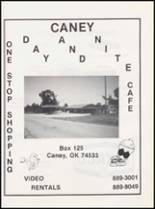 1989 Caney High School Yearbook Page 82 & 83