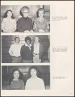 1976 Drew High School Yearbook Page 42 & 43