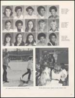 1976 Drew High School Yearbook Page 54 & 55