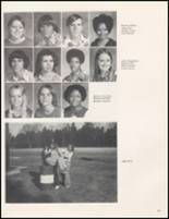1976 Drew High School Yearbook Page 64 & 65