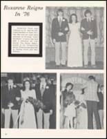 1976 Drew High School Yearbook Page 86 & 87