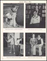 1976 Drew High School Yearbook Page 94 & 95