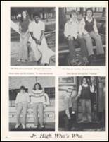 1976 Drew High School Yearbook Page 96 & 97