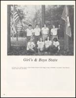 1976 Drew High School Yearbook Page 100 & 101