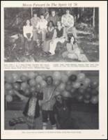 1976 Drew High School Yearbook Page 108 & 109