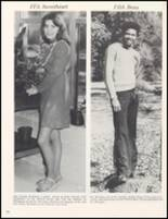 1976 Drew High School Yearbook Page 128 & 129