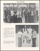 1976 Drew High School Yearbook Page 132 & 133