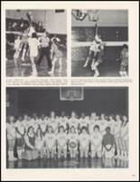1976 Drew High School Yearbook Page 138 & 139