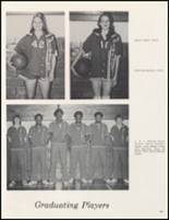 1976 Drew High School Yearbook Page 148 & 149