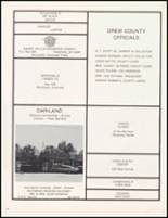 1976 Drew High School Yearbook Page 154 & 155