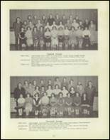 1950 Rochester High School Yearbook Page 24 & 25