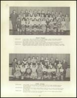 1950 Rochester High School Yearbook Page 26 & 27