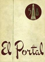 1958 Yearbook Point Loma High School