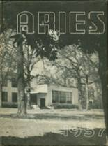 1957 Yearbook College Park High School
